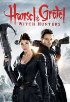 Hansel and Gretel: Witch Hunters movie poster (2013) picture MOV_17285f08