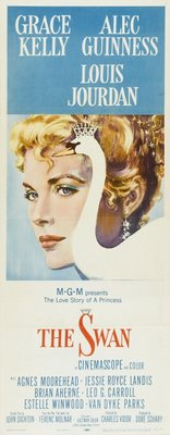 The Swan movie poster (1956) poster MOV_1740e5e5