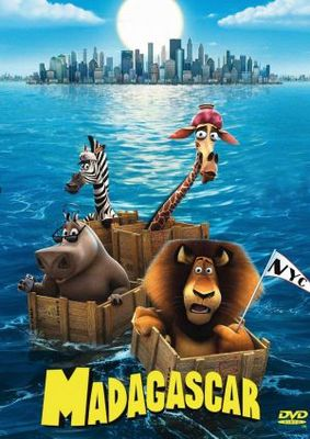 Madagascar movie poster (2005) poster MOV_174764e2