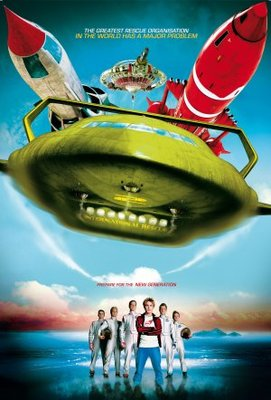 Thunderbirds movie poster (2004) poster MOV_17496985