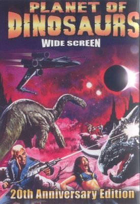 Planet of Dinosaurs movie poster (1978) poster MOV_17558258