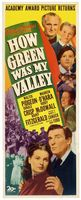 How Green Was My Valley movie poster (1941) picture MOV_17573cc3