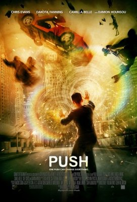 Push movie poster (2009) poster MOV_17592347