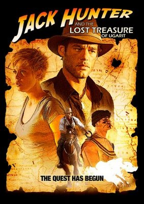 Jack Hunter and the Lost Treasure of Ugarit movie poster (2008) poster