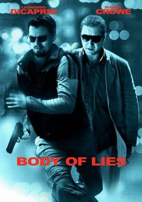 Body of Lies movie poster (2008) poster MOV_1762397a