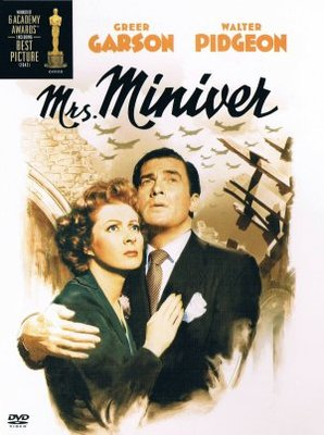 Mrs. Miniver movie poster (1942) poster MOV_17646fe2