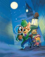 The Great Mouse Detective movie poster (1986) picture MOV_176aad2b