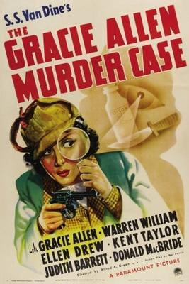 The Gracie Allen Murder Case movie poster (1939) poster MOV_176e3f22