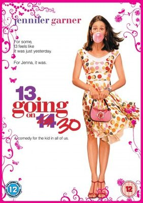 13 Going On 30 movie poster (2004) poster MOV_176fa4cf