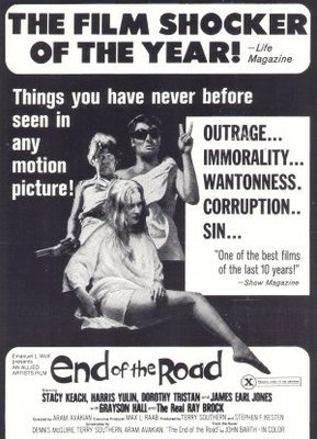 End of the Road movie poster (1970) poster MOV_176fae26
