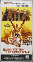 Atlas movie poster (1961) picture MOV_17724196