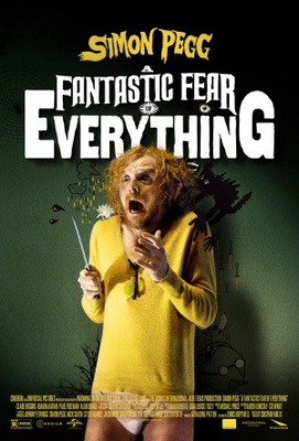 A Fantastic Fear of Everything movie poster (2012) poster MOV_177e9834