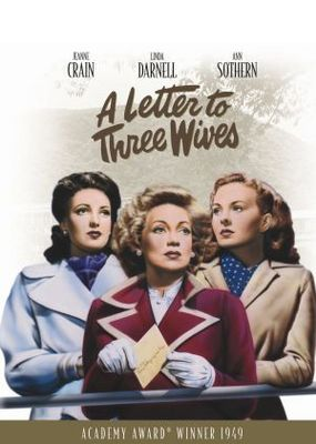 A Letter to Three Wives movie poster (1949) poster MOV_177f98d5