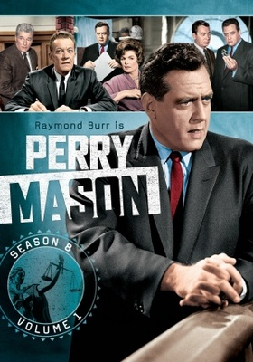 Perry Mason movie poster (1957) poster MOV_178aa620