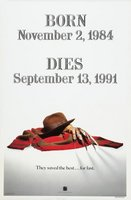 Freddy's Dead: The Final Nightmare movie poster (1991) picture MOV_178cf5d1