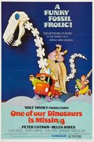 One of Our Dinosaurs Is Missing movie poster (1975) picture MOV_17911eb3