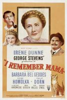 I Remember Mama movie poster (1948) picture MOV_17913126