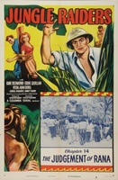 Jungle Raiders movie poster (1945) picture MOV_1796d654