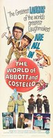 The World of Abbott and Costello movie poster (1965) picture MOV_179a1d36