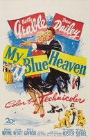 My Blue Heaven movie poster (1950) picture MOV_179af32e