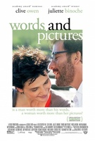Words and Pictures movie poster (2013) picture MOV_179b18b0