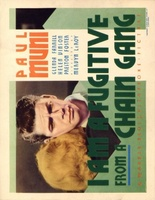 I Am a Fugitive from a Chain Gang movie poster (1932) picture MOV_179e3372