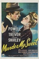 Murder, My Sweet movie poster (1944) picture MOV_17a092e5