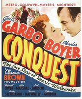 Conquest movie poster (1937) picture MOV_b21ea1fc