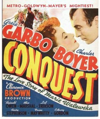 Conquest movie poster (1937) poster MOV_17a7c960