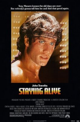 Staying Alive movie poster (1983) poster MOV_17acf88c