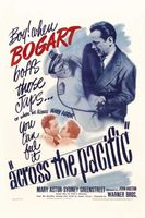 Across the Pacific movie poster (1942) picture MOV_17ae1d47