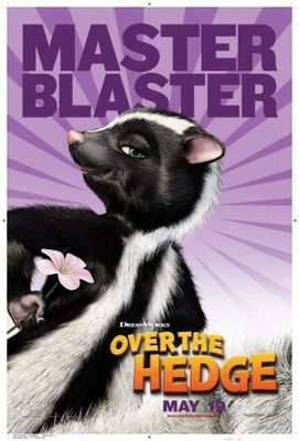 Over The Hedge movie poster (2006) poster MOV_17b0b187