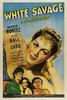 White Savage movie poster (1943) picture MOV_17b94acf