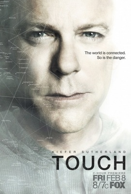 Touch movie poster (2012) poster MOV_17bc475f