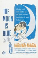 The Moon Is Blue movie poster (1953) picture MOV_17bf801c