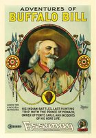 The Adventures of Buffalo Bill movie poster (1917) picture MOV_17c435de