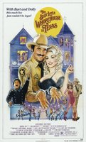 The Best Little Whorehouse in Texas movie poster (1982) picture MOV_17d59536