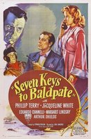 Seven Keys to Baldpate movie poster (1947) picture MOV_17d5ea0d