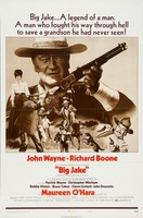 Big Jake movie poster (1971) picture MOV_17d96fda