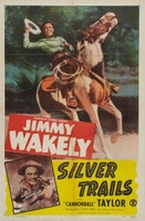 Silver Trails movie poster (1948) picture MOV_17dc38f4