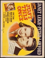 Just This Once movie poster (1952) picture MOV_17dd1c2e