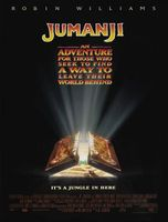 Jumanji movie poster (1995) picture MOV_17de073c
