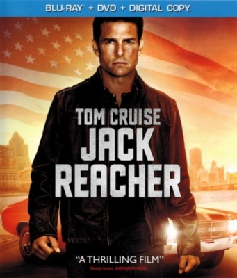 Jack Reacher movie poster (2012) poster MOV_17e18d76