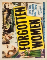 Forgotten Women movie poster (1949) picture MOV_17e3b18d