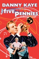 The Five Pennies movie poster (1959) picture MOV_17ebc23f