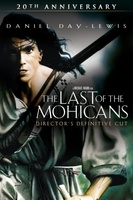 The Last of the Mohicans movie poster (1992) picture MOV_17f500fc
