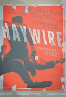 Haywire movie poster (2011) picture MOV_18015cb9
