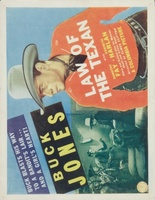 Law of the Texan movie poster (1938) picture MOV_1801635d
