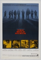 The Wild Bunch movie poster (1969) picture MOV_1801bbba