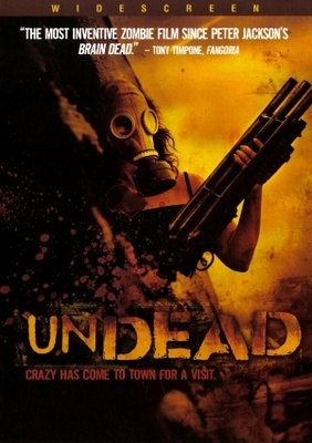 Undead movie poster (2003) poster MOV_1805f06e